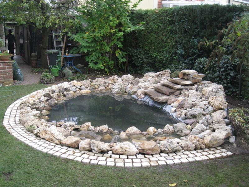 Garten Steinmauer Wasserfall – godsriddle.info